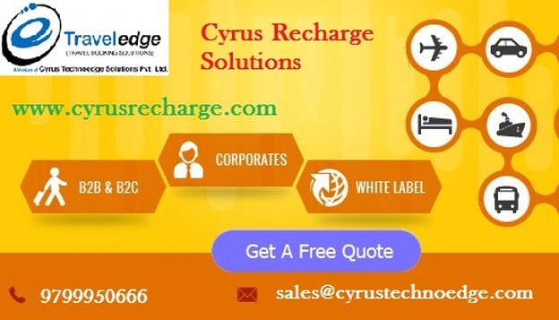 Travel Booking Software - Cyrus Recharge - Why We Required B2C